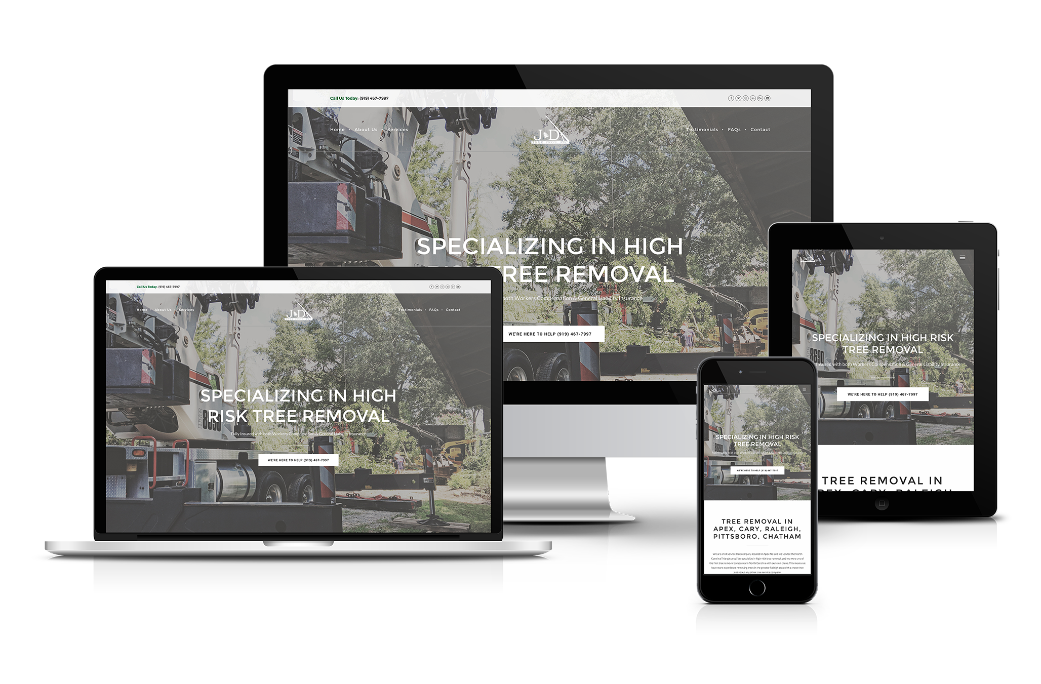 Web Design Raleigh