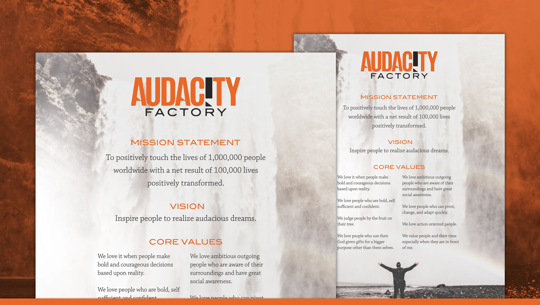 Audacity Factory
