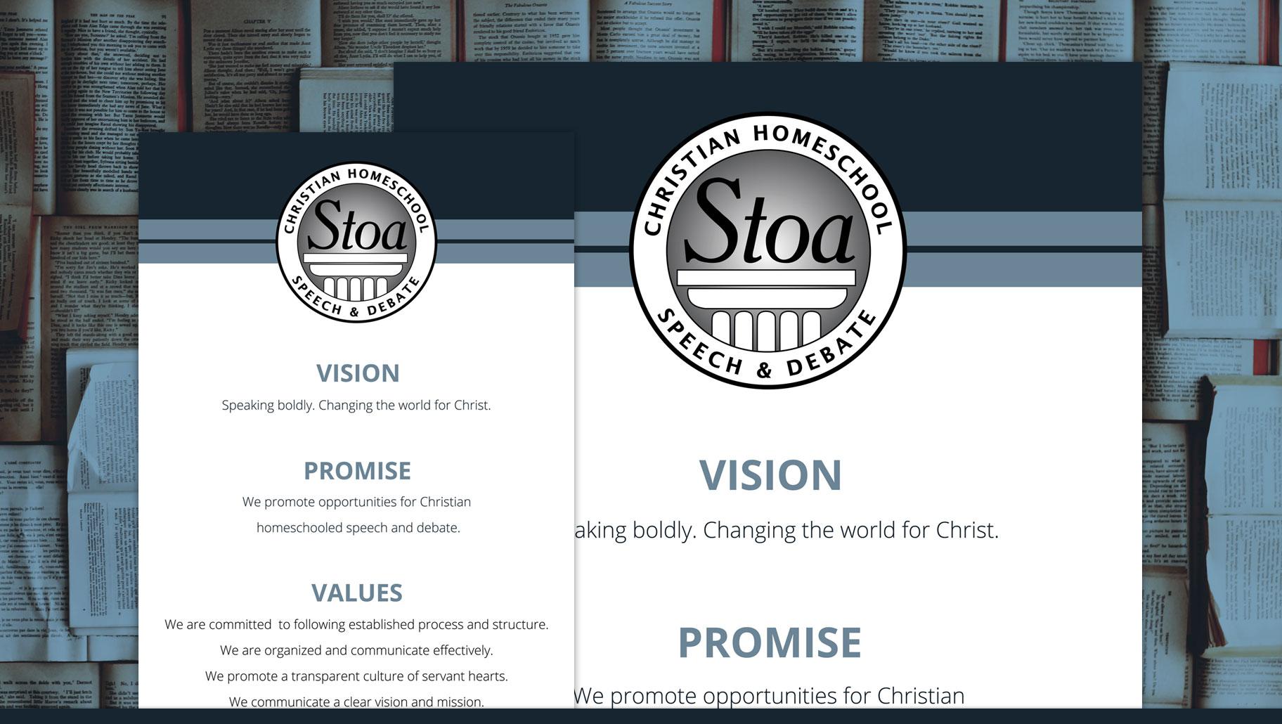 STOA Christian Homeschool Speech and Debate